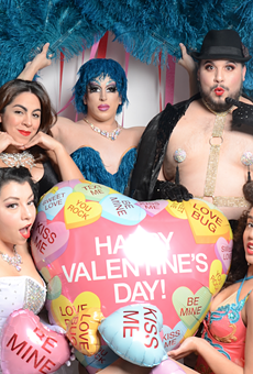 The Pastie Pops Take Things to the Next Level with Va-Va-Valentine