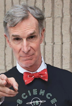 Here's How You Can Hang Out with Bill Nye the Science Guy in San Antonio