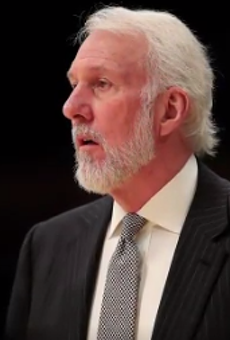 """Gregg Popovich Notes Importance of Celebrating Black History Month in """"Racist Country"""""""