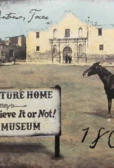 Local Artists Tackle 19th-Century San Antonio for the Third Installment of 'Common Currents'