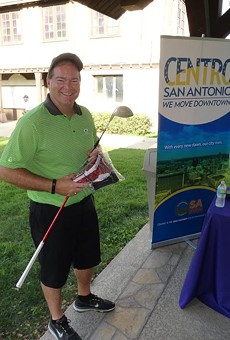 According to records, Centro used over $2,000 in taxpayer funds to cater this private golf event in 2015.