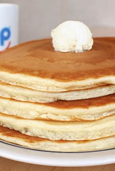IHOP Offering Free Pancakes in Honor of National Pancake Day