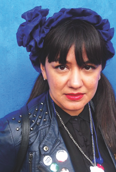 Artist Amalia Ortiz Presents Poetry, Song Collection Inspired By Social Injustice
