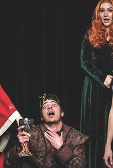 Get Your Game of Thrones Fix with Musical Roast at Tobin Center