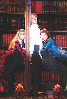 Award-winning A Gentleman's Guide to Love and Murder Musical Comes to Tobin Center for One Night Only