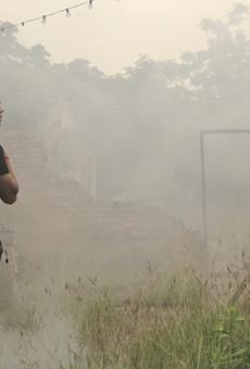 Ex-Spur Boris Diaw Serves as Executive Producer On Dystopian Teen Drama Filmed in San Antonio