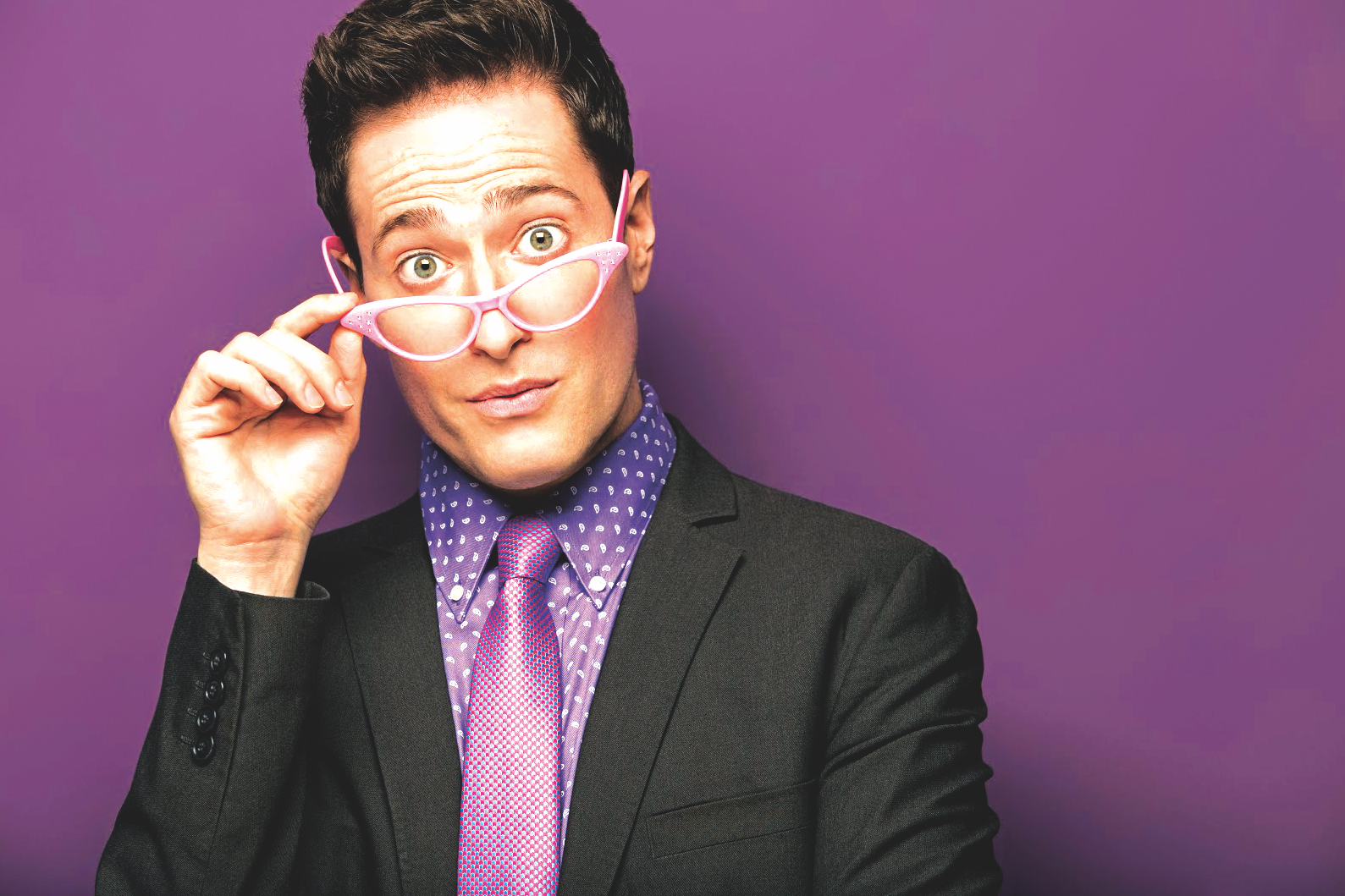 7239f699961d3 YouTube Comedian Randy Rainbow Delivers Socially-Conscious Showtune ...