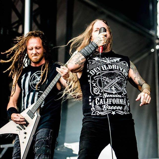 Metal Goes     Country? DevilDriver Is Releasing a Cover Album of