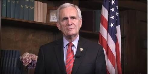 Rep. Lloyd Doggett says Gov. Greg Abbott's roundtable doesn't go far enough. - VIA LLOYD DOGGETT'S OFFICE