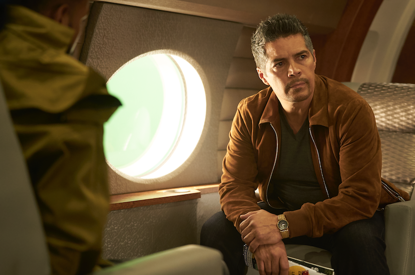 Superfly's Esai Morales Explains Why Cartel Projects Are In