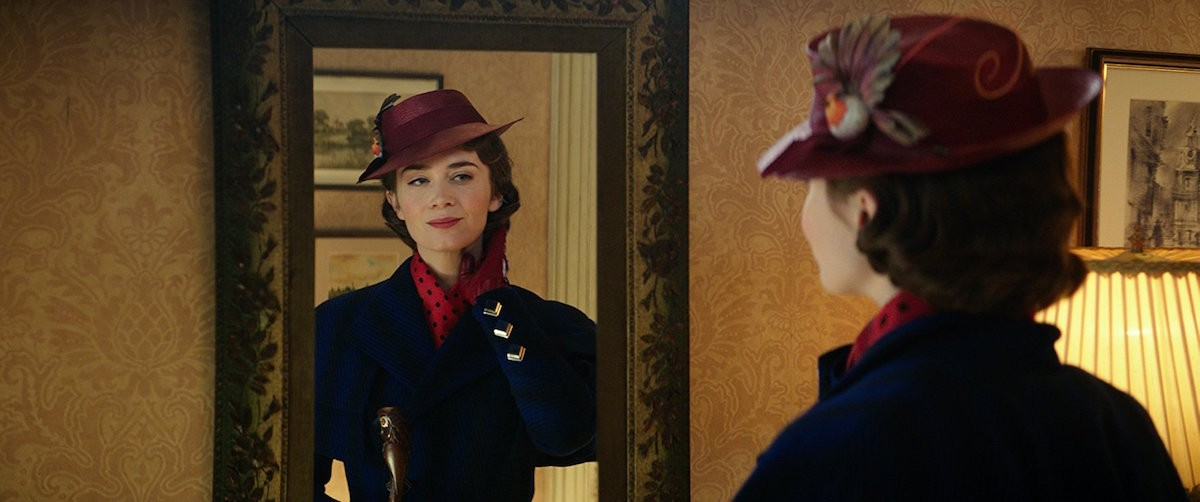 Mary Poppins Returns - WALT DISNEY PICTURES