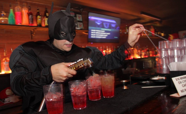 Every Halloween Party Happening In San Antonio This Year Flavor