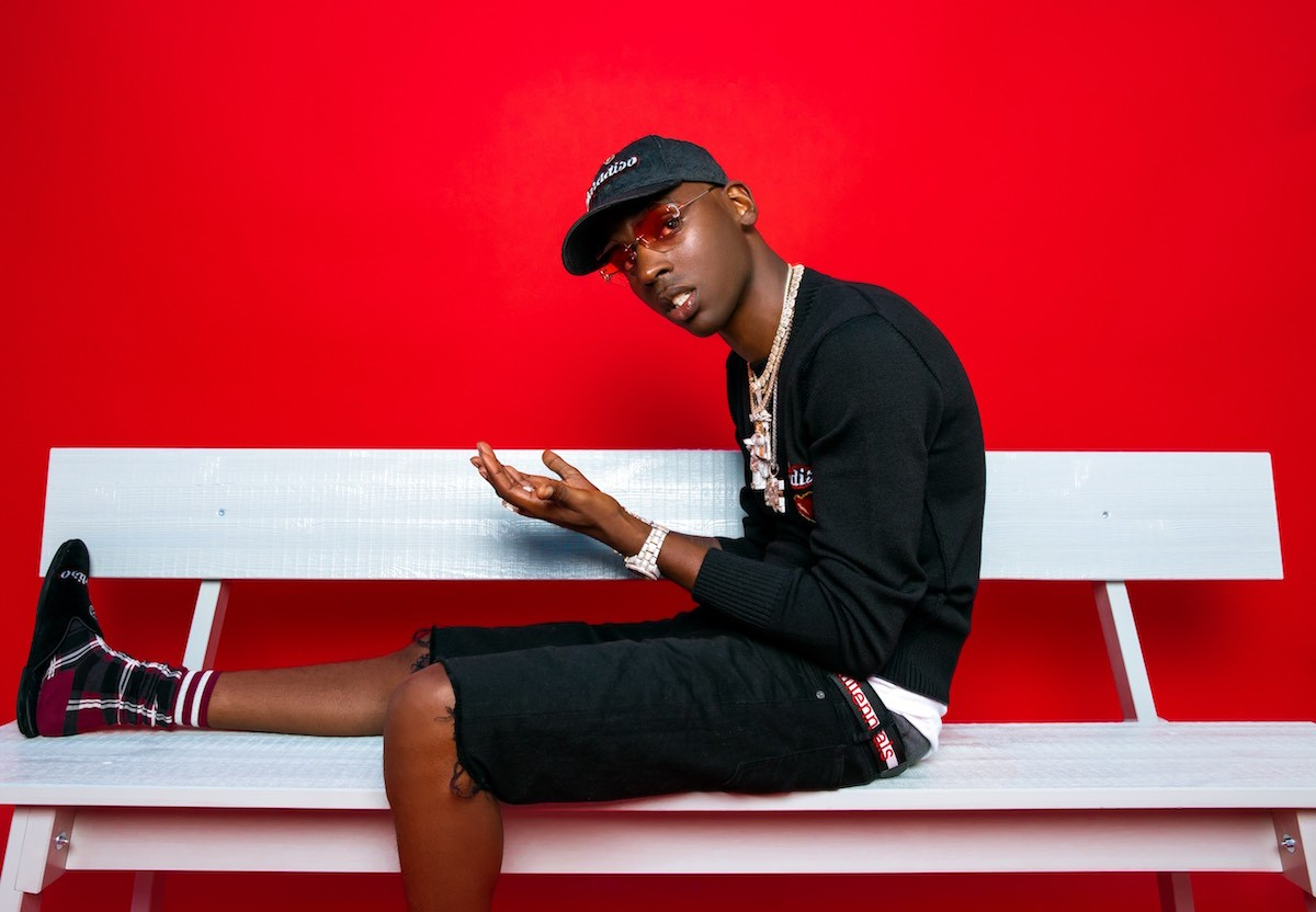 Prolific Memphis Rapper Young Dolph Blessing The Mic At