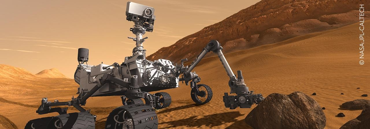 COURTESY OF NASA AND JPL/CALTECH