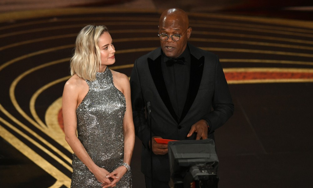 Madison Side Streets After Oscars >> Actor Samuel L Jackson Lets Millions Of Oscar Viewers Know That The