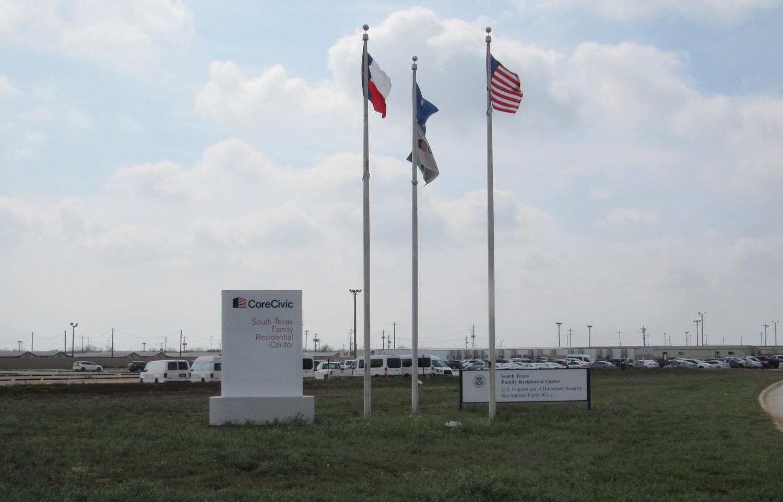 Detention Inc : Trump's Immigrant Crackdown Means Big Money