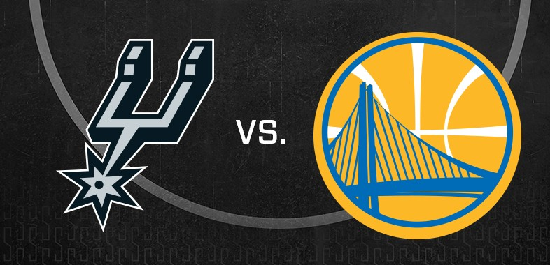 8a6efa6f2a57 San Antonio Spurs Ready to Go Up Against Defending Champs the Golden ...