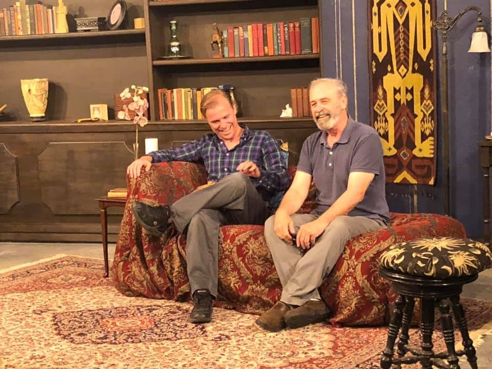 What If C.S. Lewis and Sigmund Freud Met Each Other? Find Out in Mark St. Germain's Play Freud's Last Session