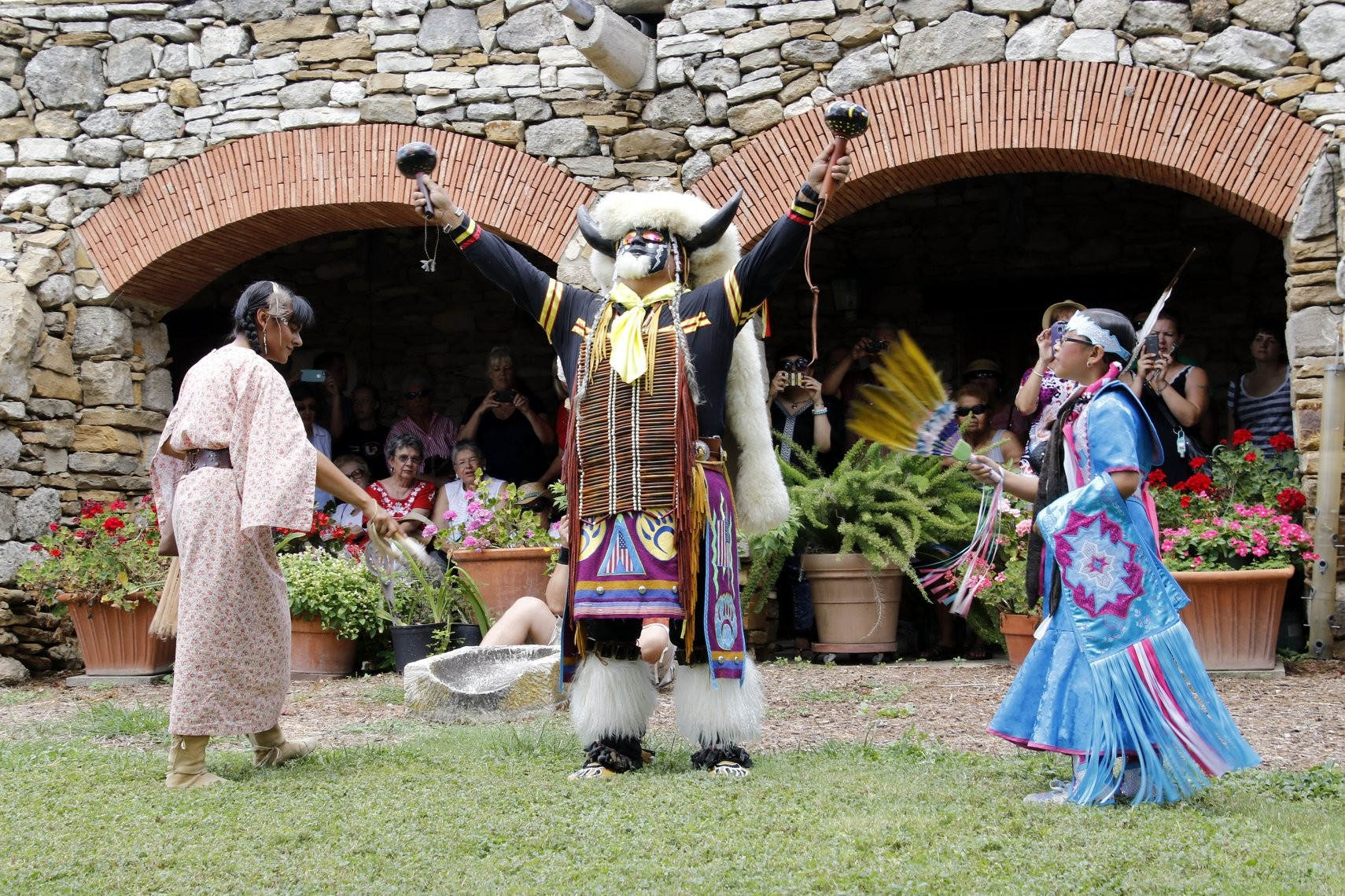 Cactus Blossom Mission Heritage Dinner Celebrates Native American Culture, Food