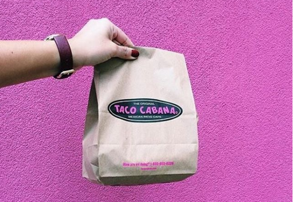 Taco Cabana Selling Bean & Cheese Tacos for a Penny Today