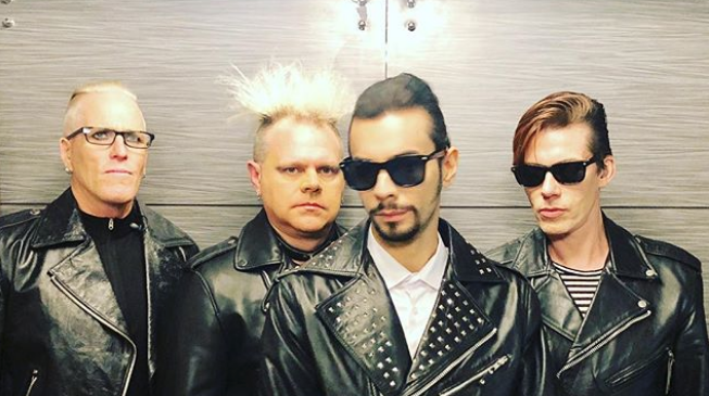 Depeche Mode Tribute Band Strangelove Ready to Rock the Aztec