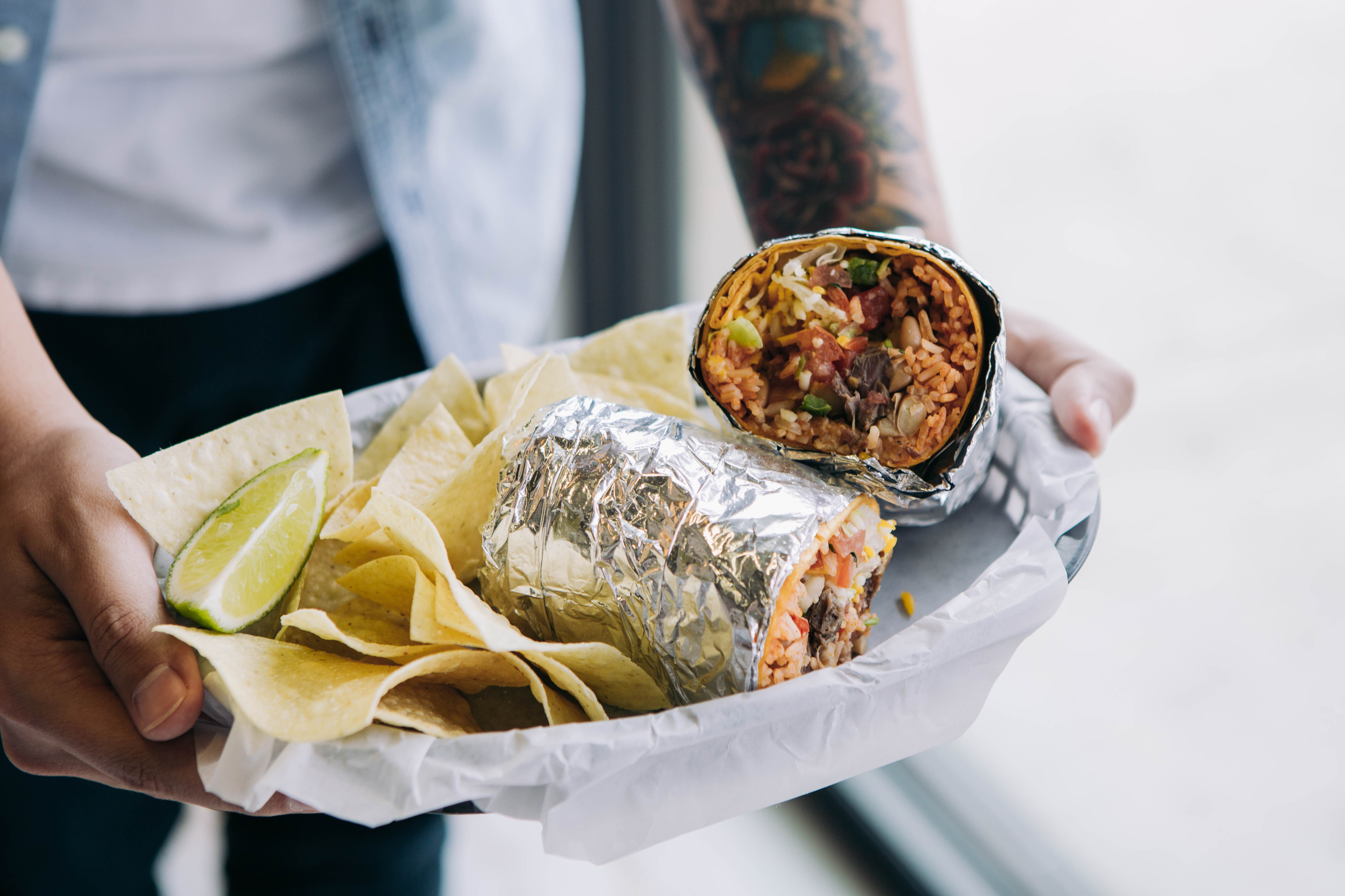 Fast Casual Mexican Food Chain 220 Berrito Will Expand Into
