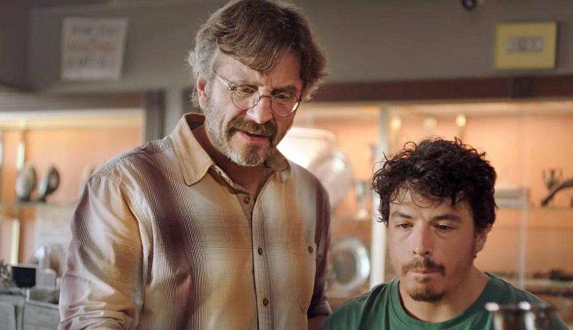 Comedian and Podcaster Marc Maron on Expanding His Horizons as an Actor in Sword of Trust
