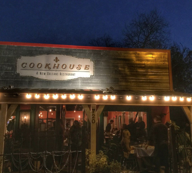 The Cookhouse to Close for Renovations, Will Reopen with New Menu