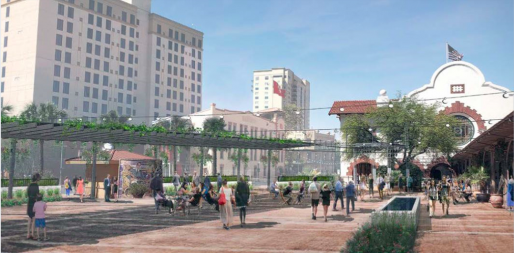 Developer Prepares to Purchase More of St  Paul Square on