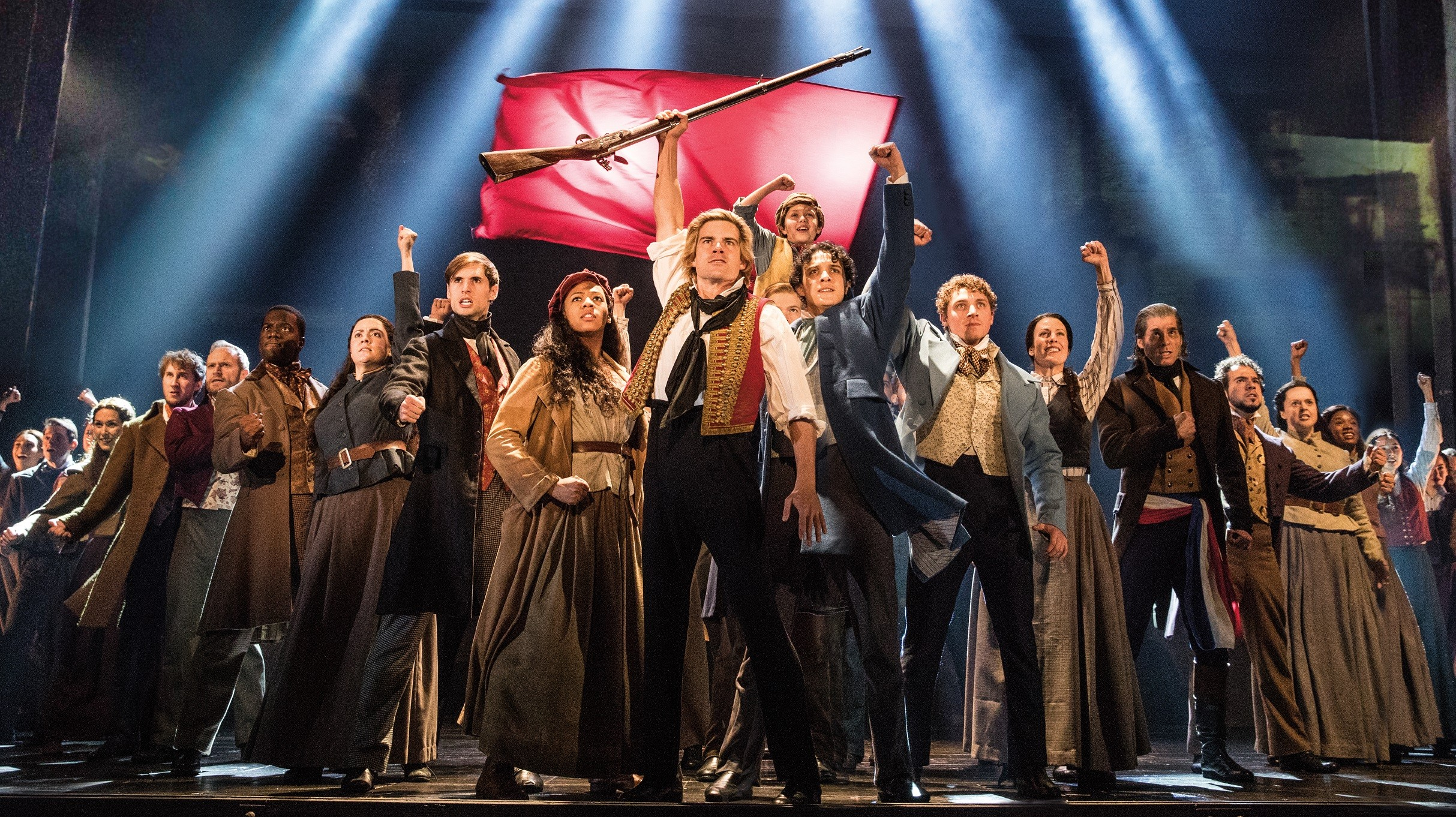 Touring Production of Broadway Classic Les Misérables Stopping in San Antonio
