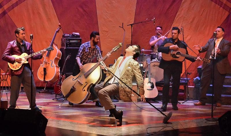 Touring Production of Million Dollar Quartet Stopping in San Antonio for One Night