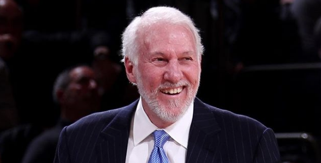 Gregg Popovich Once Took the Spurs to a Park in Sacramento to Rip Them a New One for Losing to the Kings