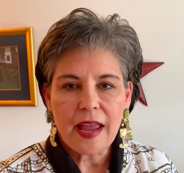 Bexar County Republican Party Chairwoman Cynthia Brehm this week refused to sign a resolution to hold joint 2020 primaries. - FACEBOOK / BEXAR COUNTY REPUBLICAN PARTY