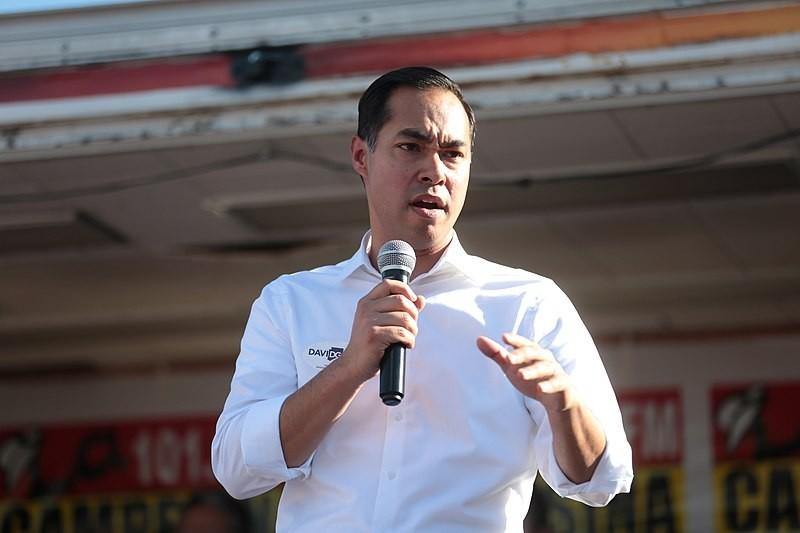 Julián Castro led the Pre-K4SA initiative when he was mayor of San Antonio. - GAGE SKIDMORE / WIKIMEDIA COMMONS