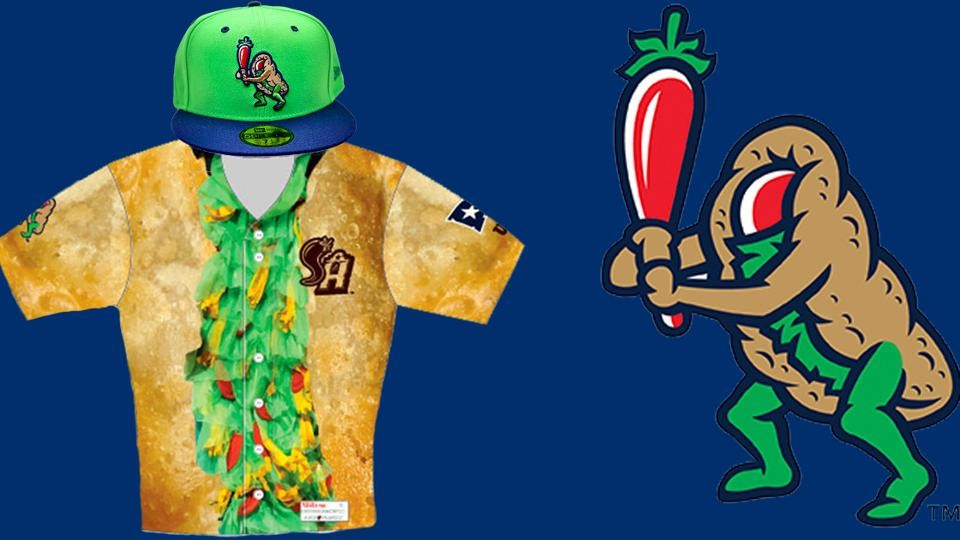 San Antonio Missions Will Play As The Puffy Tacos For
