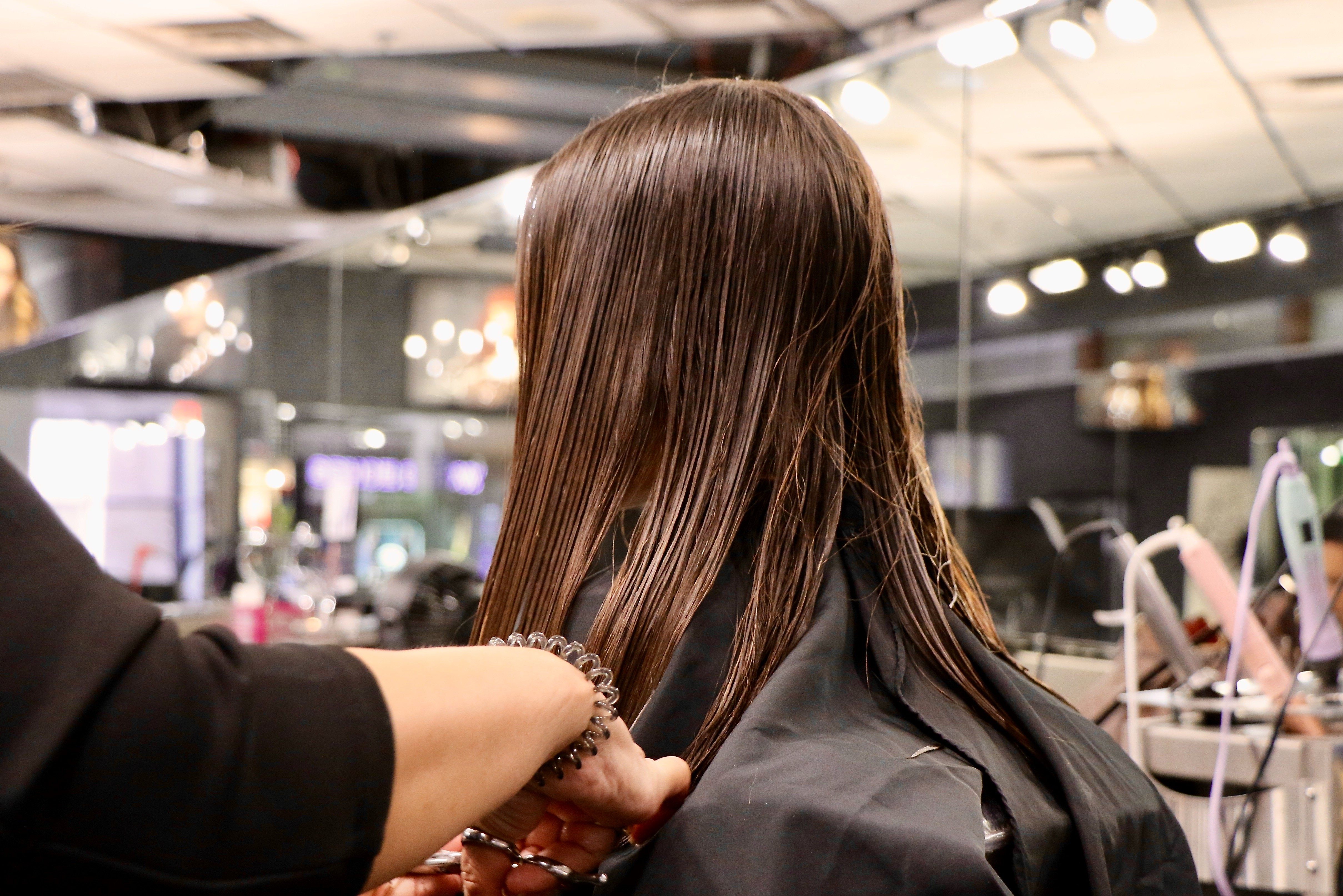 Cutting It Close: Facing Loss of Income, San Antonio Salon Workers