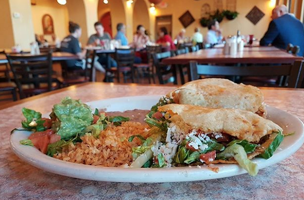 While all four Los Barrios dining rooms are closed, the family has been able to reactivate 20 jobs through its partnership with H-E-B. - PHOTO VIA INSTAGRAM / LOSBARRIOSRESTAURANT