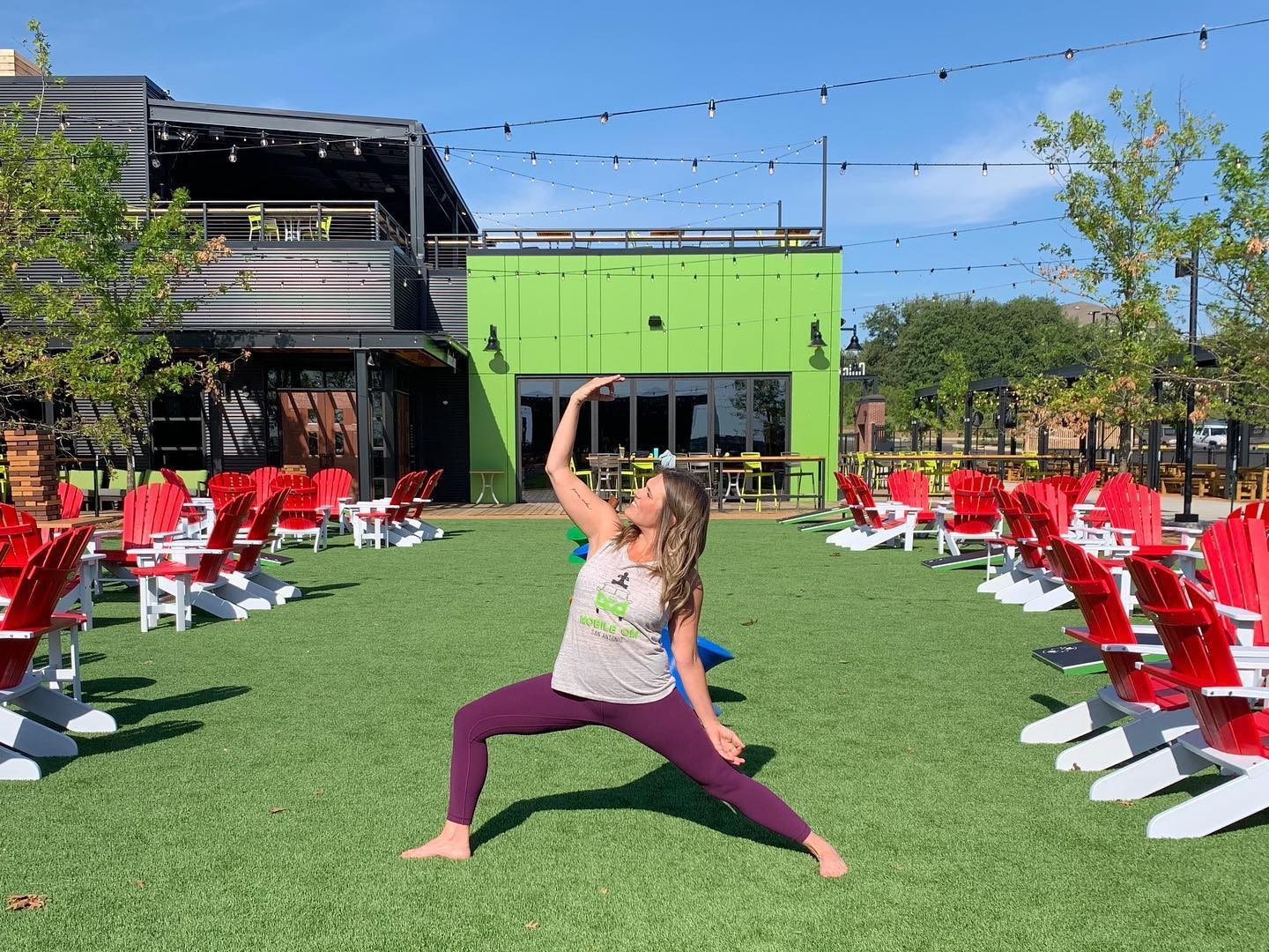 Three Ways To Get Your Yoga On In San Antonio During The Pandemic Outdoors Or Online Artslut