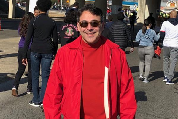 Mauro E. Garza (Photo via - MAURO GARZA FOR CONGRESS