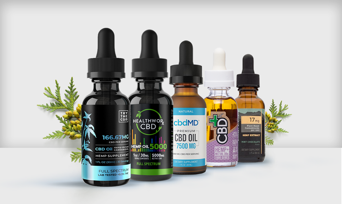 Buy CBD Oil: The Best CBD Oil for Sale Near You - SPONSORED CONTENT | The  Daily