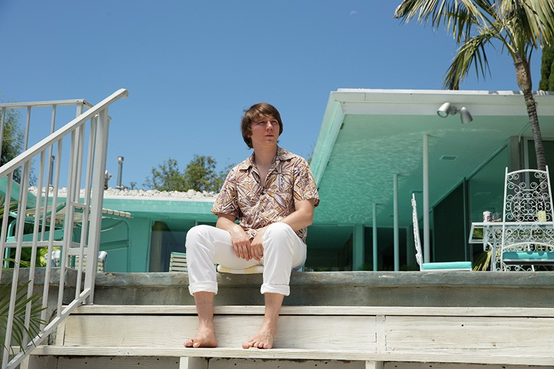 If you're looking for a predictable Hollywood character study, a new biopic looking at Brian Wilson of the Beach Boys is probably not for you. - COURTESY