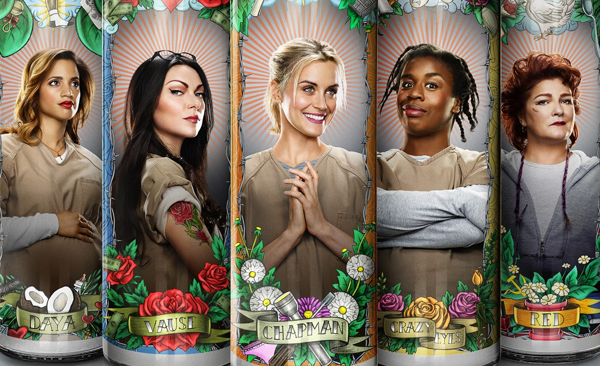 Lock yourself up at home on June 12 and binge watch the all-new season 3 of Orange Is The New Black on Netflix. - COURTESY
