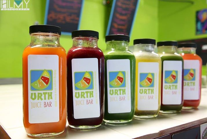 URTH Juice Bar will continue serving juice and smoothies, but will also have a few new items on the menu. - SAVORSA