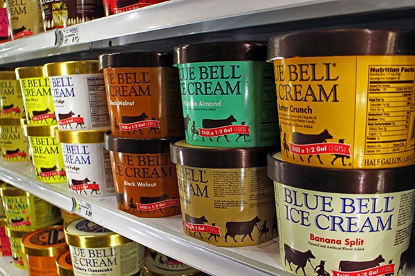 Blue Bell announced a major new investor today. - COURTESY