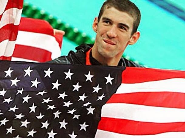 MICHAEL PHELPS/FACEBOOK