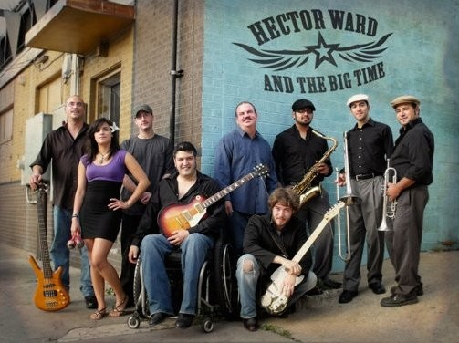 Hector Ward and The Big Time - COURTESY