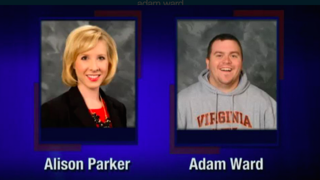 Television reporter Alison Parker and photojournalist Adam Ward were shot and killed during a live television news segment in Virginia today. - WDBJ-TV