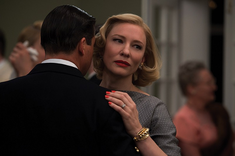 Cate Blanchett in Carol. - COURTESY