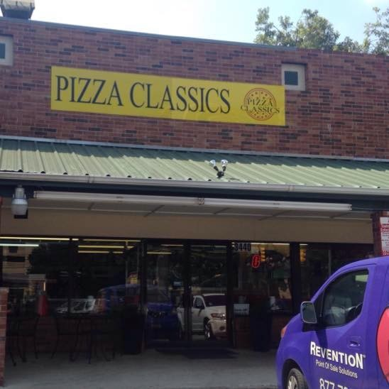 Don't drive over to Broadway — Pizza Classics won't be there. - PIZZA CLASSICS/FACEBOOK