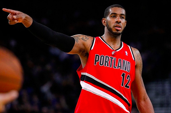 LaMarcus Aldridge will star with other Spurs in a new set of H-E-B commercials. - NBA